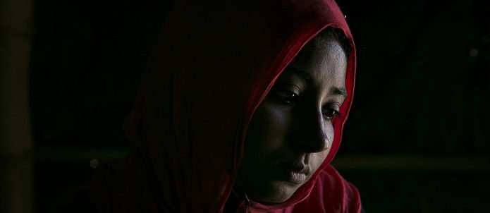 Rohingya Woman