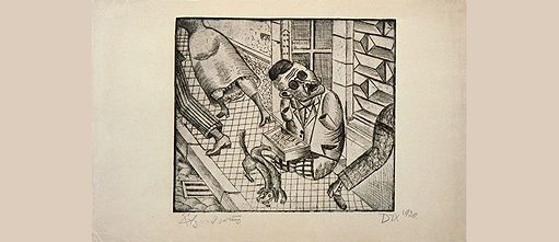 """Otto Dix – War and Social Criticism"""