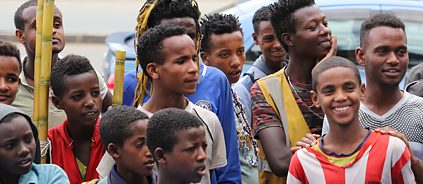 Addis Abeba People
