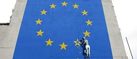 2 Banksy does Brexit (detail) Foto: dullhunk