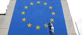 Banksy does Brexit (detail) Foto: dullhunk