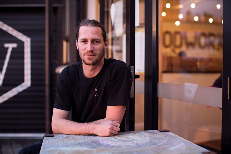 Everybody Eats Founder Nick Loosley