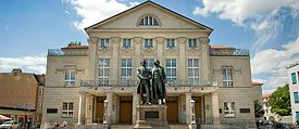 Deutsches Nationaltheater Weimar | Foto: Thomas Müller