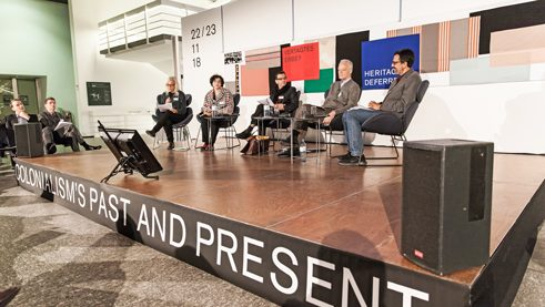 Experts discuss colonialism's past and present