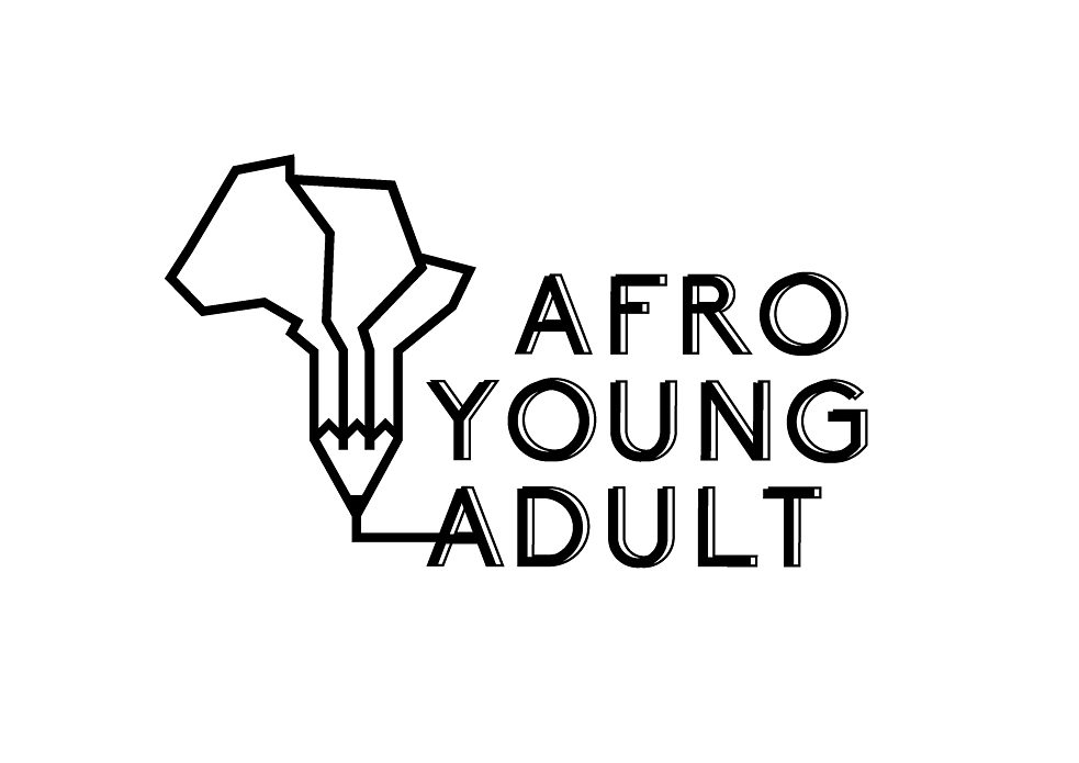 Afro Young Adult Logo