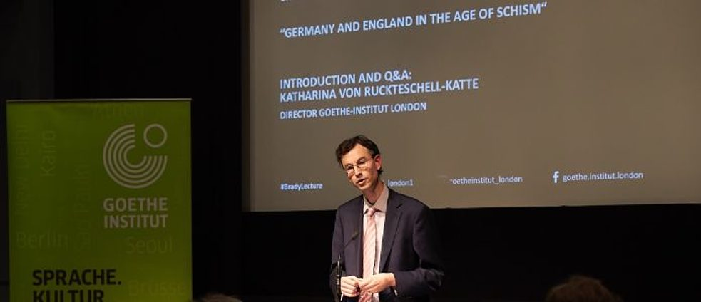 Germany and England in the Age of Schism