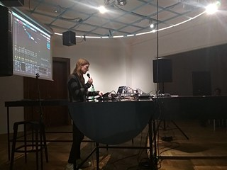 Music Ports: Ableton User Group Prague w/ Lyra Pramuk and GAIKA