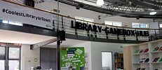 Library-Gamebox-Hub Johannesburg