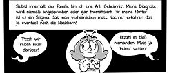 Comic-strip of Daniela Schreiter