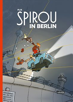 Flix - Spirou in Berlin