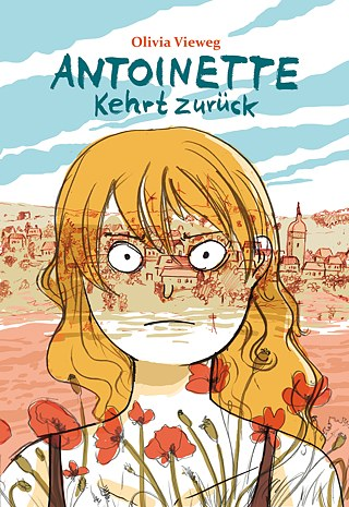 "Olivia Vieweg does not shy away illustrating dark topics for a young audience: the central character in ""Antoinette kehrt zurück"" (Antoninette returns) exacts revenge on her former bullies."