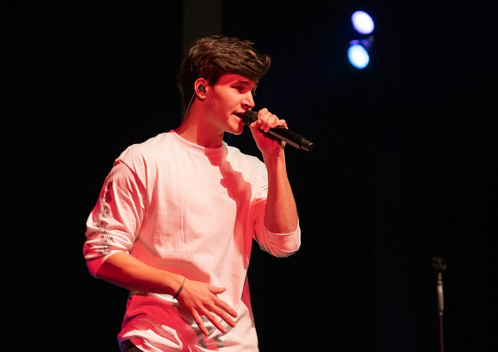 Wincent Weiss en vivo en Los Angeles