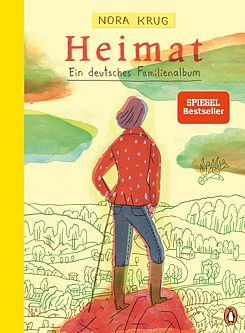 "Cover of Nora Krug's graphic memoir ""Heimat""."