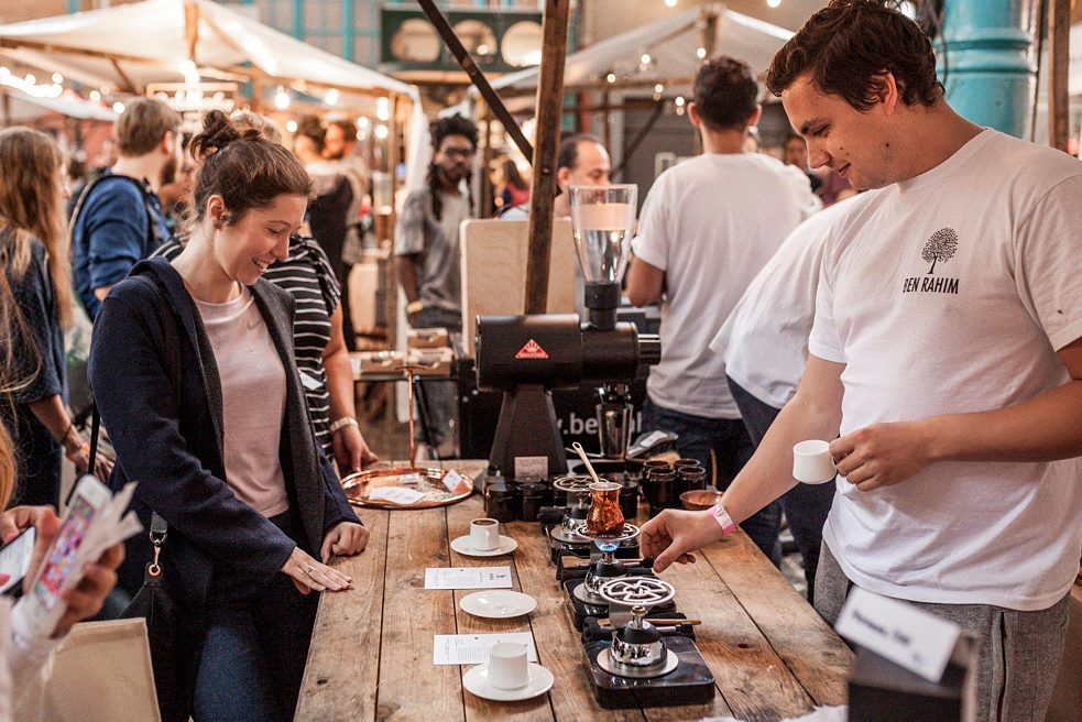 Coffee Festival in Berlin