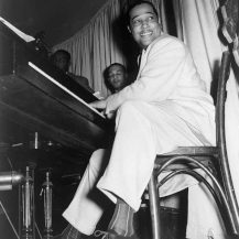Duke Ellington at the Hurricane Club