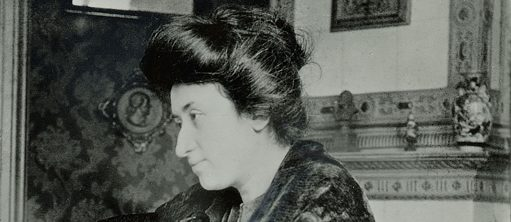 Rosa Luxemburg Writing