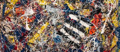 Jackson Pollock, Number 17A
