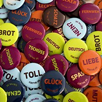 Badges - 20 assorted German badges.