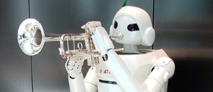 Toyota Robot | Toyota Kaikan | © Creative Commons Share Alike