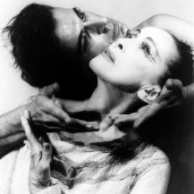 Martha Graham und Bertram Ross