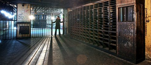 Dancing in a vault - The 90s techno scene: Goethe-Institut USA