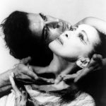 Martha Graham und Bertrand Ross