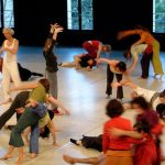 Contact Improvisation Stunde