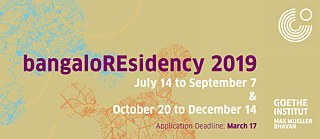 bangaloREsidency - application 2019