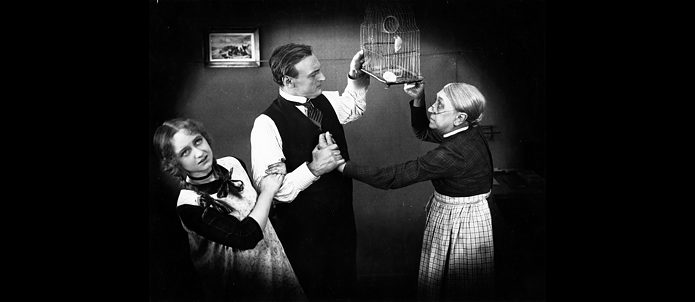Carl Theodor Dreyer's The Master of the House