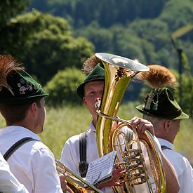 Bavarian music man