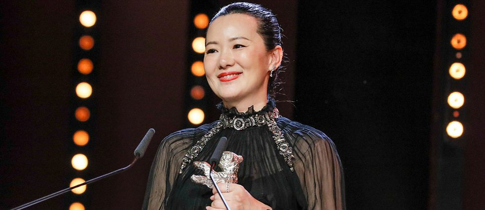 "Silver Bear for Best Actress: Yong Mei for her role in ""So Long, My Son"" by Wang Xiaoshuai"