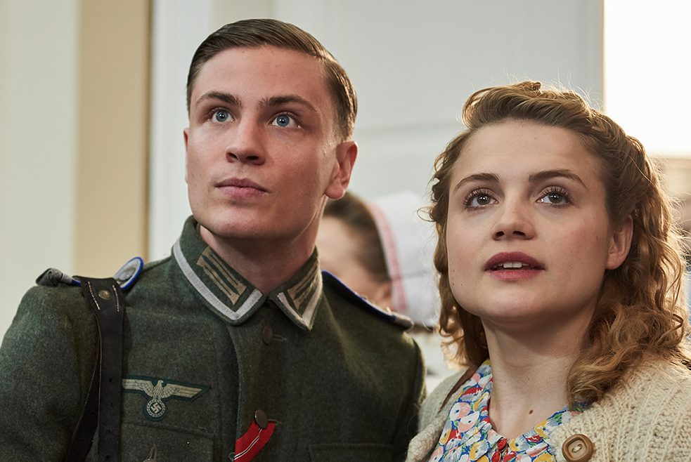 "The action in the second season of ""Charité"" takes place under Nazi rule."