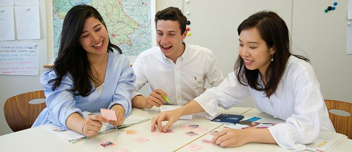 Intensive Courses in Osaka
