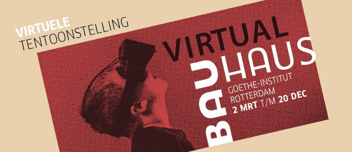 Virtual Bauhaus in Rotterdam