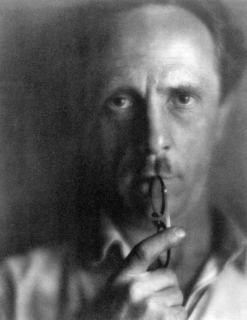 Portrait Edward Weston