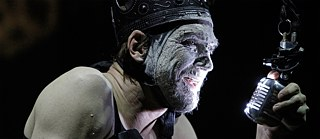 Theatres often select classics because they are very popular with audiences. Actor Lars Eidinger plays Shakespeare's Richard III at the Schaubühne in Berlin.