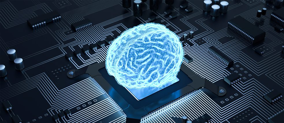 Brain or computer – who's in charge? Artificial intelligence has made huge strides in recent years.