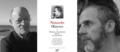 Nietzsche. Oeuvres. Marc De Launay & Dorian Astor