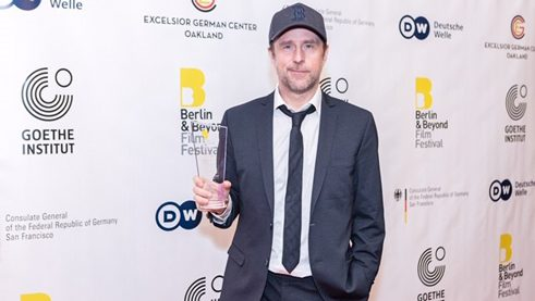 The Berlin & Beyond Film Festival in San Francisco grants Bjarne Mädel the Spotlight Award