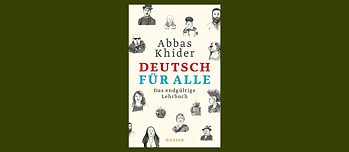 Book cover: Deutsch für alle