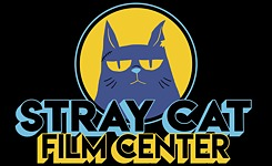 Stray Cat Film Center Logo