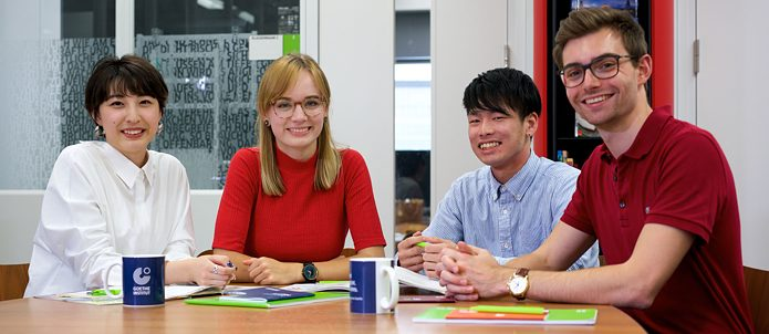 German Courses in Osaka & Kyoto