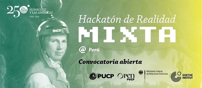 Mix Reality Humboldt Hackaton 2019