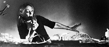 Gudrun Gut has been a driving force in the music scene since the 1980s.