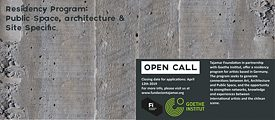 Open Call: Artist-in-Residence at Stiftung Tajamar, Santiago de Chile