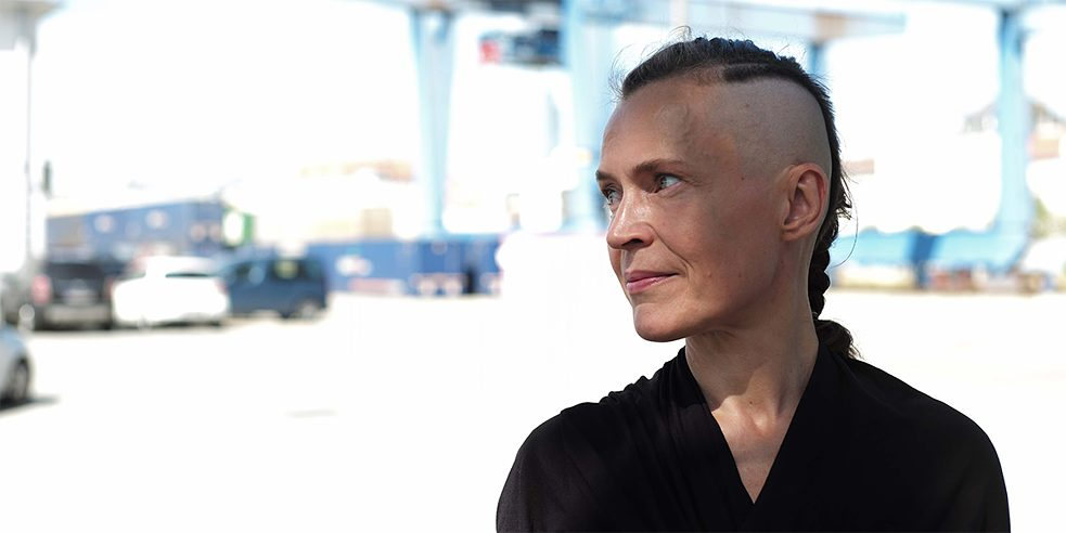 Susanne Kirchmayr, founder of the female:pressure network, has repeatedly encountered sexist behaviour in her work as a musician.