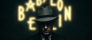 "Volker Bruch as Gereon Rath in ""Babylon Berlin"""