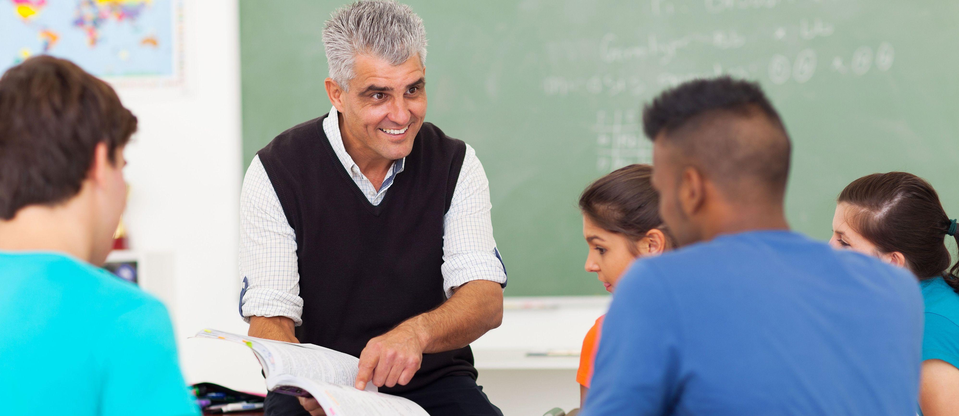 Взаимоотношения между учителем и учеником