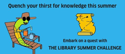Library Summer Challange