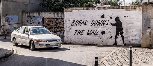 Break down the Wall
